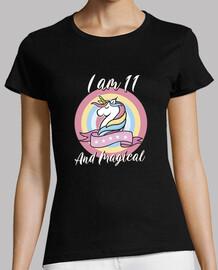 Unicorn Birthday Gift Idea 11 años