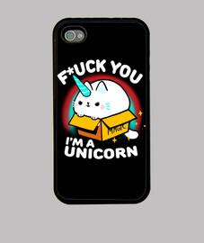 Unicorn cat case