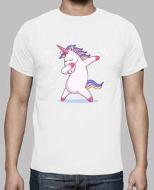 unicorn dabbing