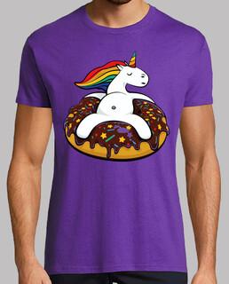 unicorn donut