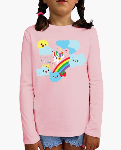 Ropa infantil Unicorn rainbow
