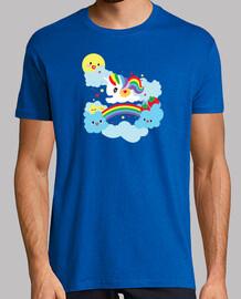 Unicorn rainbow 2
