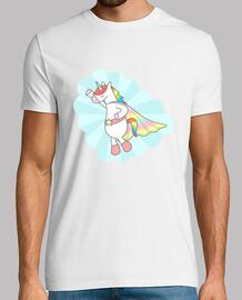 unicorn superhero
