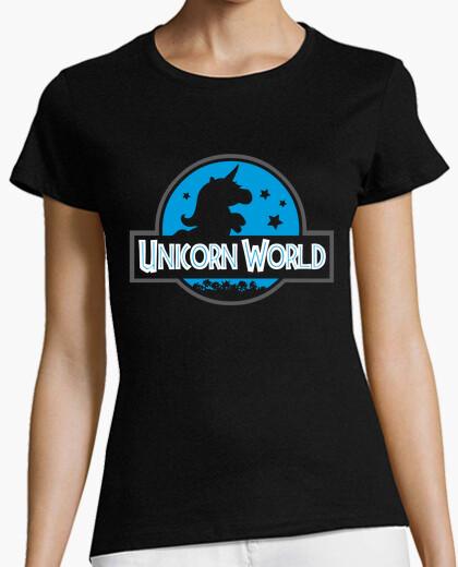 Camiseta Unicorn World