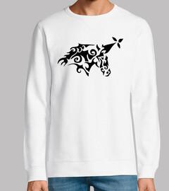 unicornio breton armiño