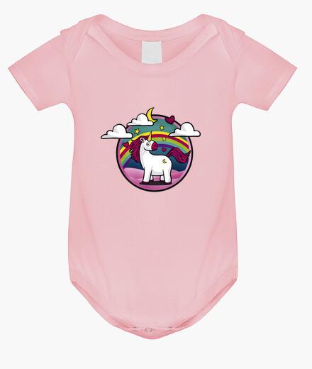 Ropa infantil Unicornio Colores