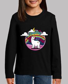 Unicornio Colores