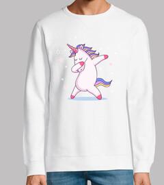 Unicornio dabbing
