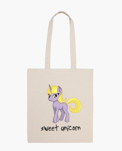 Bolsa Unicornio infantil lila