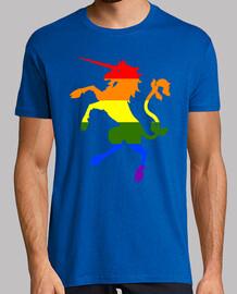 Unicornio LGBT