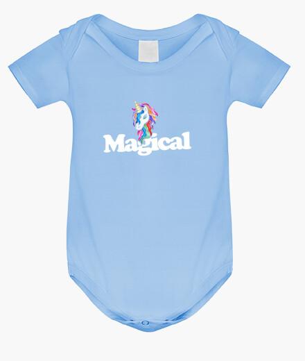 Ropa infantil unicornio mágico