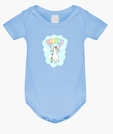 Ropa infantil Unicornio Parapente