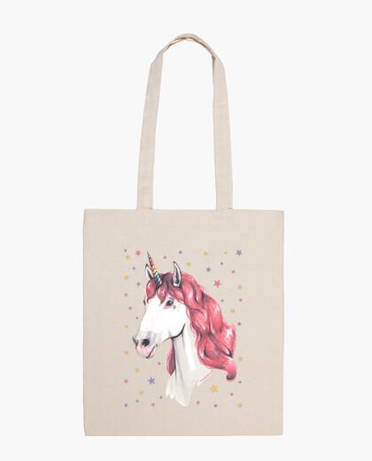 Bolsa Unicornio pelirrosa