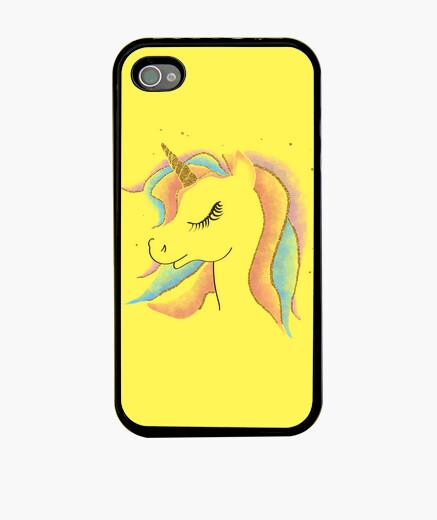 Funda iPhone Unicornio Rosado - Regalo para una Fech