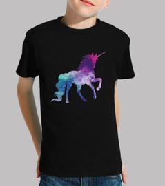 Unicornio silueta