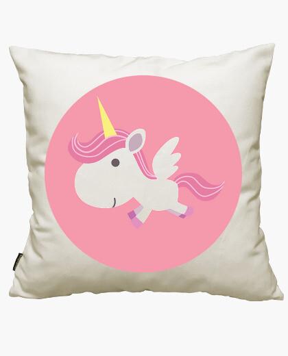 Fodera cuscino unicorno