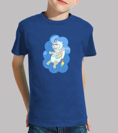 unicorno astronauta