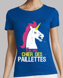 unicorno farà un po 'di glitter