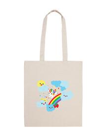 unicorno rainbow