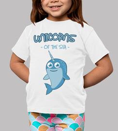 UNICORNS OF THE SEA