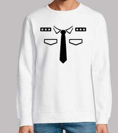 uniforme de policia