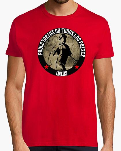 Camiseta Unión Proletaria