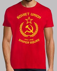 Unión Soviética - Escuadrón de Francotiradores 1941-1945