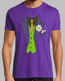 unisex shirt - suit