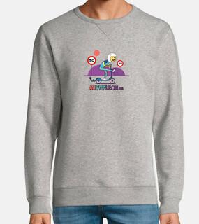 unisex sweatshirt 051-smile-1