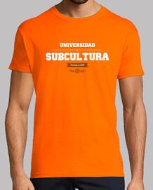 Universidad de Subcultura (naranja)