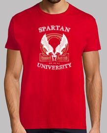 universidad espartana para hombre / unisex
