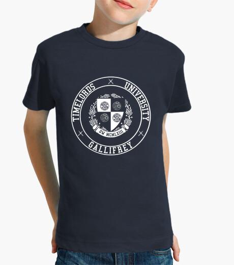Ropa infantil universidad gallifrey