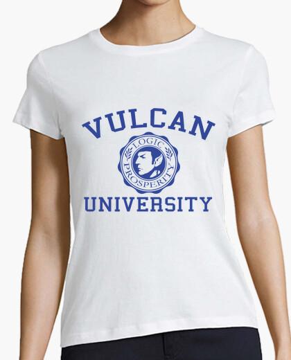 Tee-shirt université vulcan