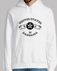 University - Sweat-shirt homme