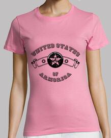 University - T-shirt femme
