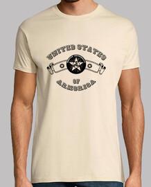 University - T-shirt homme