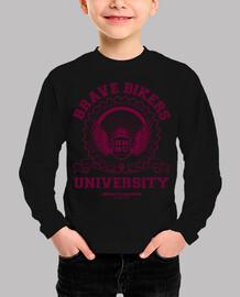 university brave bikers
