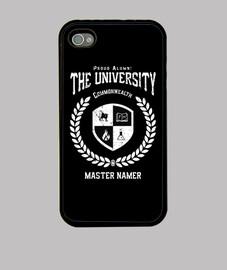 university (nome of del wind )