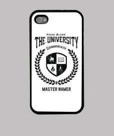 university (nome of vento)