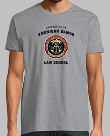 UNIVERSITY OF AMERICAN SAMOA - LAW SCHOOL