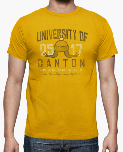 Camiseta University of Canton