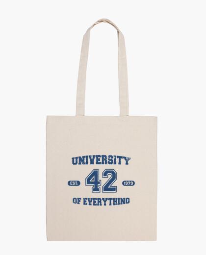 Bolsa University of everything