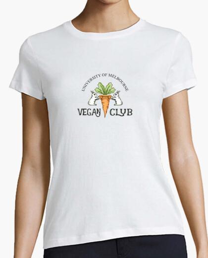 Camiseta University of Melbourne Vegan Club