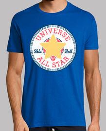 universo toda la estrella