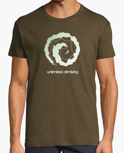 Camiseta unlimited climbing