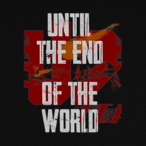 Camisetas Until the end of the world