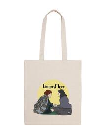 unusual love - bag