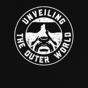 Unveiling The Outer World T-shirts