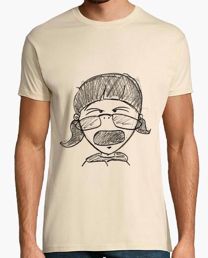 T-shirt uomo illustrazione