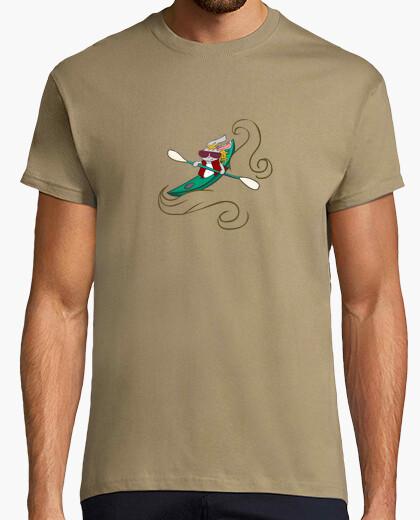 T-shirt Uomo, manica corta, Cachi, qualità premium